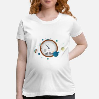Happy New Year Happy New Year - Happy New Year - Maternity T-Shirt