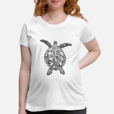 Sea Turtle - Maternity T-Shirt