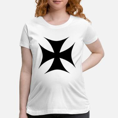 Iron CROSS OF IRON - Maternity T-Shirt