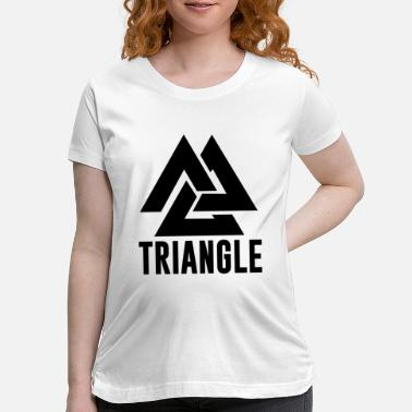 Triangle TRIANGLE - Maternity T-Shirt