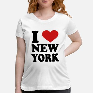 I Love New York I Love New York - Maternity T-Shirt