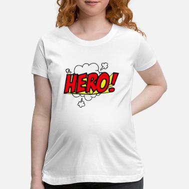 Comic Comic - Maternity T-Shirt
