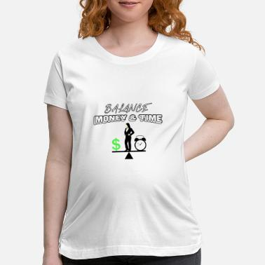 Wealth Wealth Wealth Wealth gift idea - Maternity T-Shirt