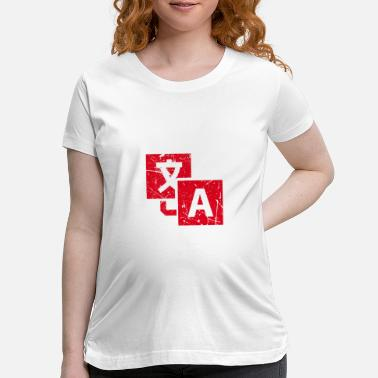 Different Interpreting And Translation Languages Gift Ideas - Maternity T-Shirt