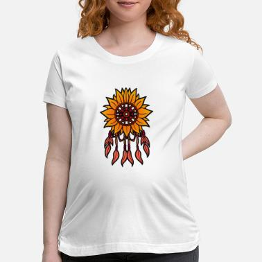 684288bfd5cc1 Indian Religion dreamcatcher indian faith religion gift - Maternity T-Shirt