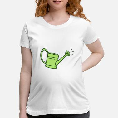 Watering Can watering can - Maternity T-Shirt