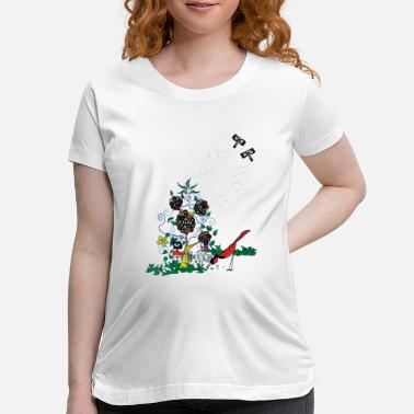 Enchanted Enchanted Garden - Maternity T-Shirt