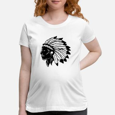 American Indian American Indian - Maternity T-Shirt