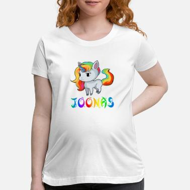 Joona Joonas Unicorn - Maternity T-Shirt