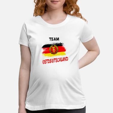 East Germany Team Ostdeutschland / East Germany Gift Germany - Maternity T-Shirt