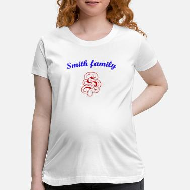 Canada Smith Family - Maternity T-Shirt