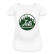 NY Jets/Mets Women's Scoop-Neck T-Shirt