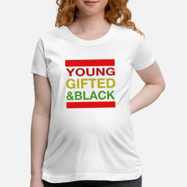 Young Persons Young - younged - Maternity T-Shirt