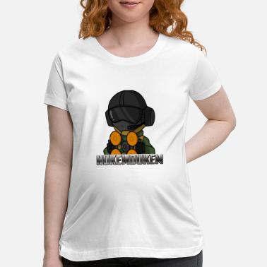 Rainbow Six Siege Rainbow Six Siege Jager - Maternity T-Shirt