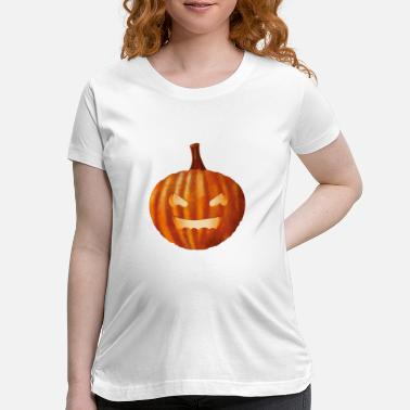 Pumpkin Halloween Pumpkin - Maternity T-Shirt