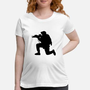 Grenadier Modern Army Soldier - Maternity T-Shirt