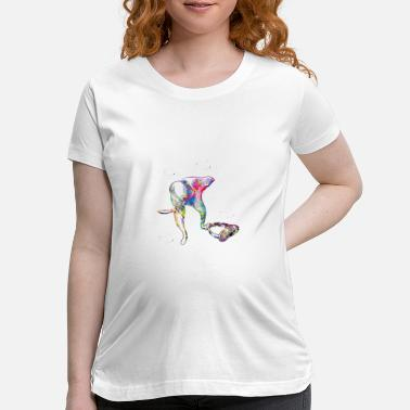 Ear anatomy - Maternity T-Shirt