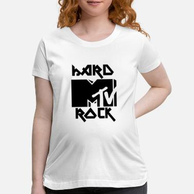 Mtv hard rock mtv - Maternity T-Shirt