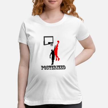 Poster Posterized - Maternity T-Shirt