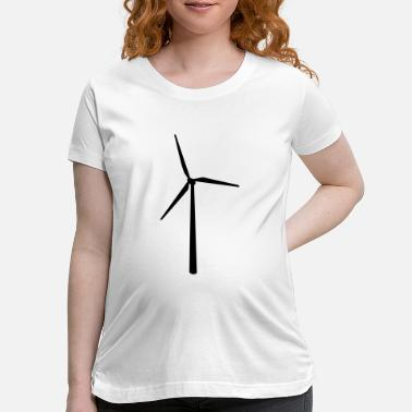 Sustainability sustainable - Maternity T-Shirt