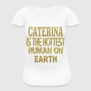 Caterina - Women's Maternity T-Shirt