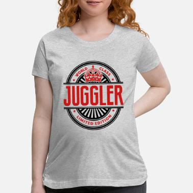 Juggler World class juggler limited edition - Maternity T-Shirt
