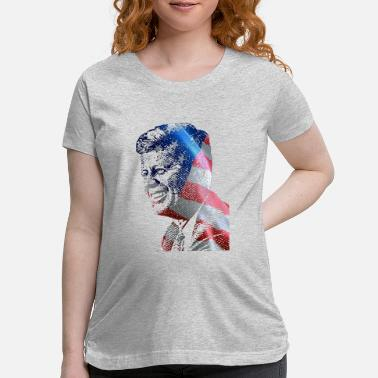 Jfk JFK Flag - Maternity T-Shirt