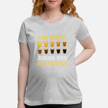 Beer Craft Beer Snob Ipa Microbrewery - Maternity T-Shirt