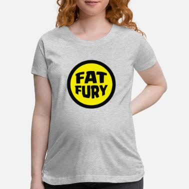 Fat Fury Herbie - Maternity T-Shirt