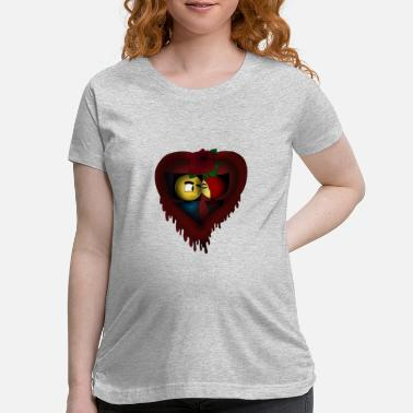 Master Frown Master Frown and Lord Scarlet - Maternity T-Shirt