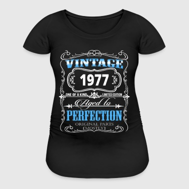 1977 VINTAGE PERFECTION - Women's Maternity T-Shirt