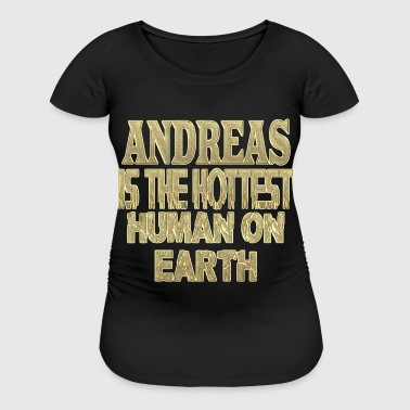 Andreas - Women's Maternity T-Shirt