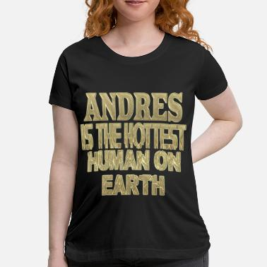 Andres Andres - Women's Maternity T-Shirt