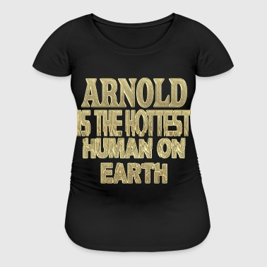 Arnold - Women's Maternity T-Shirt