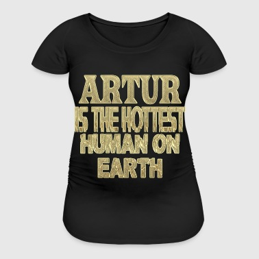 Artur - Women's Maternity T-Shirt