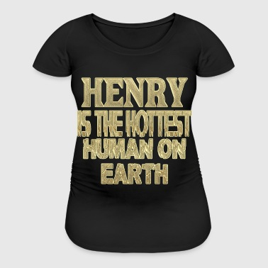 Henry - Women's Maternity T-Shirt