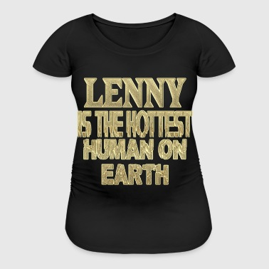 Lenny - Women's Maternity T-Shirt