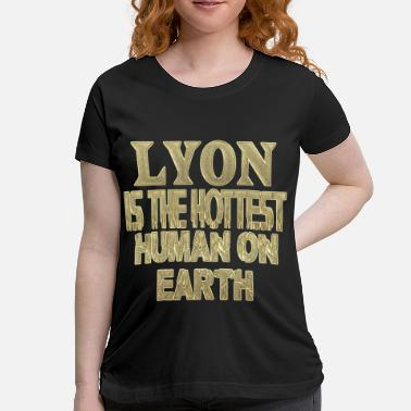 Lyon Lyon - Women's Maternity T-Shirt