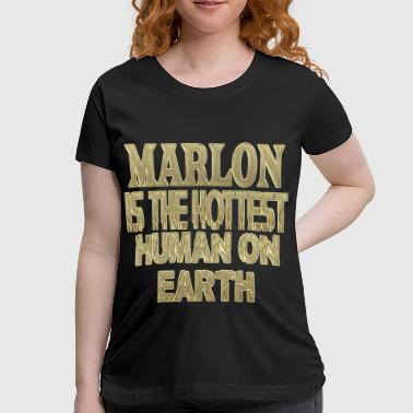 Marlon - Women's Maternity T-Shirt