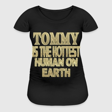 Tommy - Women's Maternity T-Shirt