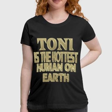 Toni - Women's Maternity T-Shirt