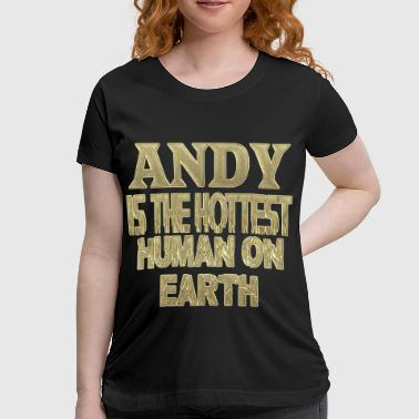 Andy - Women's Maternity T-Shirt