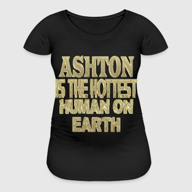Ashton - Women's Maternity T-Shirt