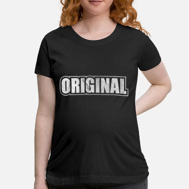 Original Art Original - Maternity T-Shirt