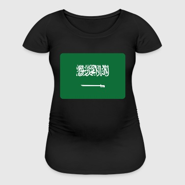 SAUDI ARABIA - Women's Maternity T-Shirt