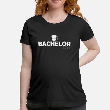 Scientology Bachelor 2019, for men and women gift present - Maternity T-Shirt