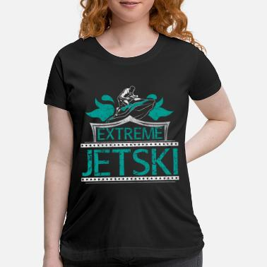 Thailand Jet-ski Sports - Maternity T-Shirt
