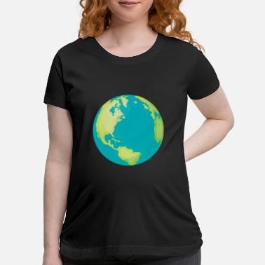 Climatic Protection climate protection - Maternity T-Shirt