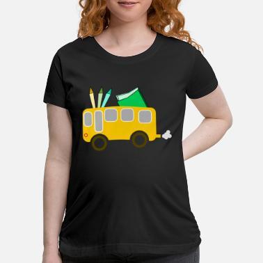 Frauen T-Shirt San Francisco Tram Boulevard Verkehr