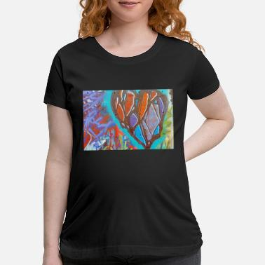 Graffiti6 - Maternity T-Shirt